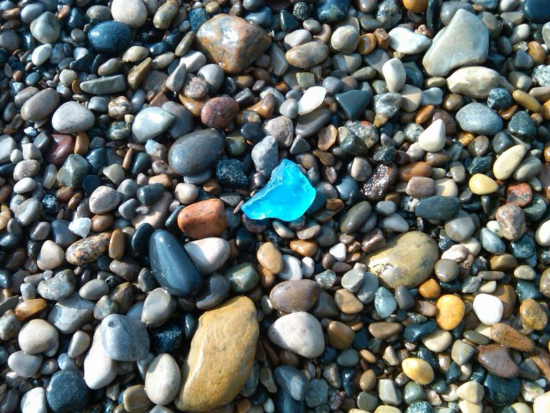 lake michigan beach glass-beach glass, blue glass, sea glass, beach, lake michigan, pebbles